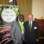 Lord Gardiner of Kimble Parliamentary Under Secretary of State and National Parks Minister (pix 3) who was the keynote spoke at the Campaign for National Parks award ceremony