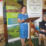 Corinne Pluchino – Chief Executive of the Campaign for National Parks