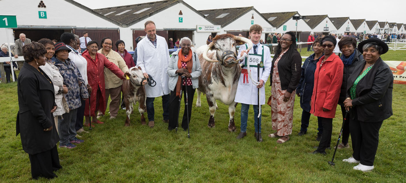 Great Yorkshire Show Sheffield environmental movement environmental opportunities